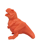 Dinosaur LED -  Lamp, orange