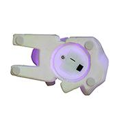 Enhörning LED lampa - liten, skiftande färg