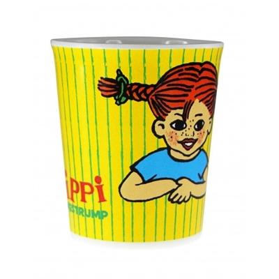 Pippi mugg, Glada Pippi ansikte