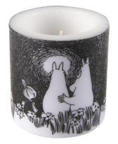 "Moomin lantern candle ""Moonlight, small"