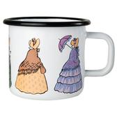 Elsa Beskow Aunties enamel mug 3,7 dl