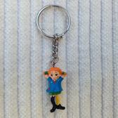 Pippi Långstrump nyckelring