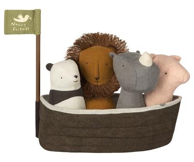 Maileg - Mini panda, Noah's friends