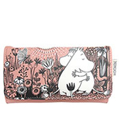 Love - Moomin pink wallet, House of Disaster