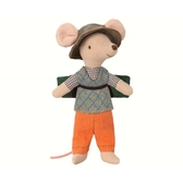 Maileg - Hiking mouse, big brother