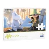Moomin 99-piece jigsaw - Moominvalley