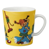 Pippi porcelain mug, By herself