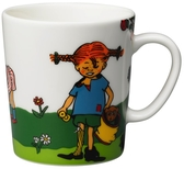 Pippi porcelain mug, Thing-finders