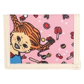 Pippi wallet Candy, pink