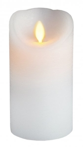 M-Twinkle candle 12,5 cm, white