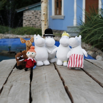 Moomin father, plush toy 25 cm