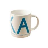 Fika mug, turquoise