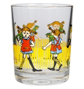 Pippi Longstocking drinking glass, 20 cl