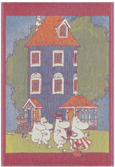 Moomin House Ekelunds Hand Towel