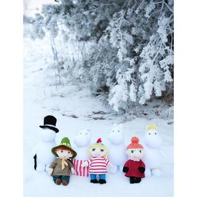 Moomin, plush toy 25 cm