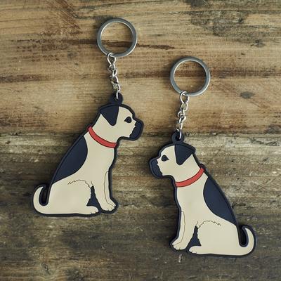 Nyckelring Border Terrier