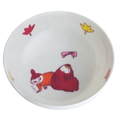 Moomin children's bowl, The invisible child