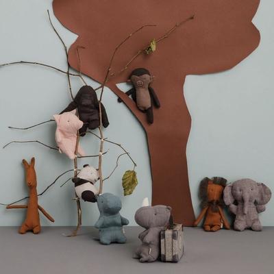 Maileg - Mini elefant, Noah's friends