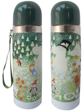 Dangerous journey - Moomin flask, 5 dl, House of Disaster