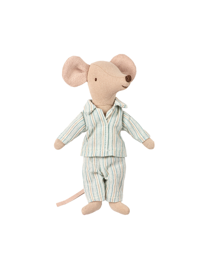 Maileg -  Micro Mouse, Big brother in box