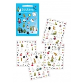 Stickers - Moomin friends, blue