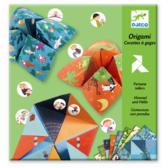 Origami - Vika loppor, grön