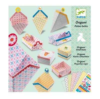 Origami, Boxar
