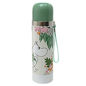 Floral - Moomin flask, 5 dl, House of Disaster