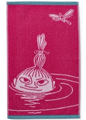 Finlayson Little My Small Towel cerise