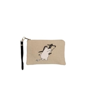 Moomin toiletry bag, natural