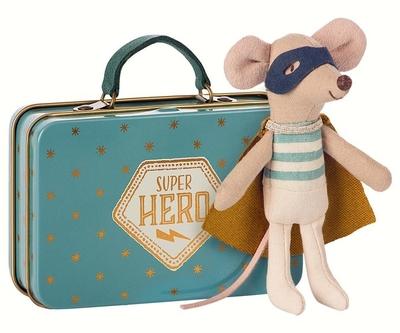Maileg - Superhjälte mus