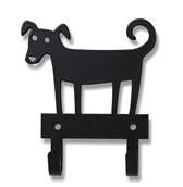 Bengt & Lotta - hängare - Hund, svart