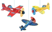 Hanging decors - Airplanes