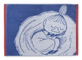 Finlayson Moomin hand towel, Little My sleeping