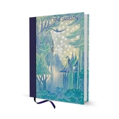 """Moomin hard cover notebook """"Tove Jansson"""""""