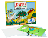 Pippi Longstocking - Greeting cards