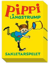Pippi Långstrump - Sakletarspel