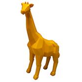 Giraffe yellow - Lamp, Euro plug