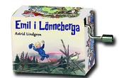Emil i Lönneberga speldosa